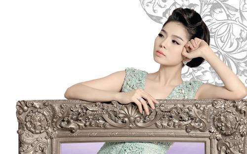 Những chiếc mũi đẹp nhất của sao Việt 1
