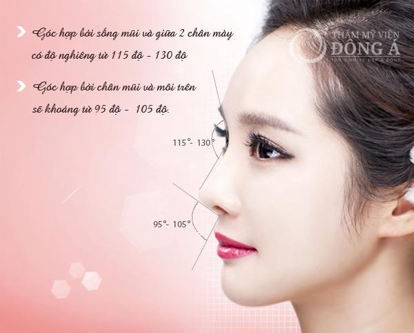 Nâng mũi tạo hình S line giúp tạo dáng mũi thon gọn, đẹp tự nhiên