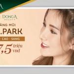 Hình ảnh khách hàng nổi bật sau khi nâng mũi Dr Park