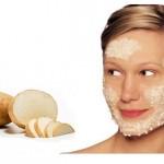 Tắm trắng mặt bằng loại mặt nạ tự làm
