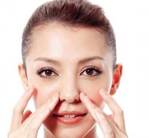 Thu gọn đầu mũi khắc phục chiếc mũi to thô kệch