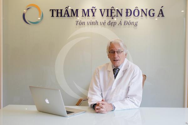 Các bác sĩ có chuyên môn kinh nghiệm tại thẩm mỹ viện Đông Á