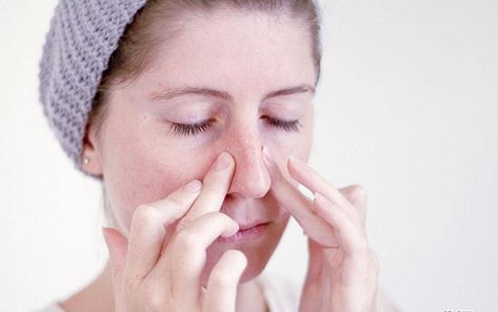 Massage làm nhỏ mũi