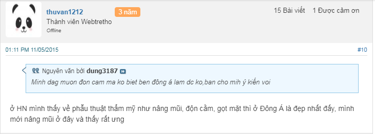 review-tham-my-vien-dong-a