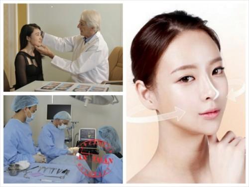 Tìm hiểu những cách sửa lại mũi đã phẫu thuật hỏng