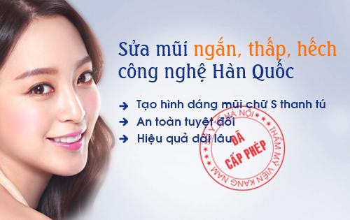 Việt Nam - Nâng mũi Hàn Quốc ở đâu đẹp? 2